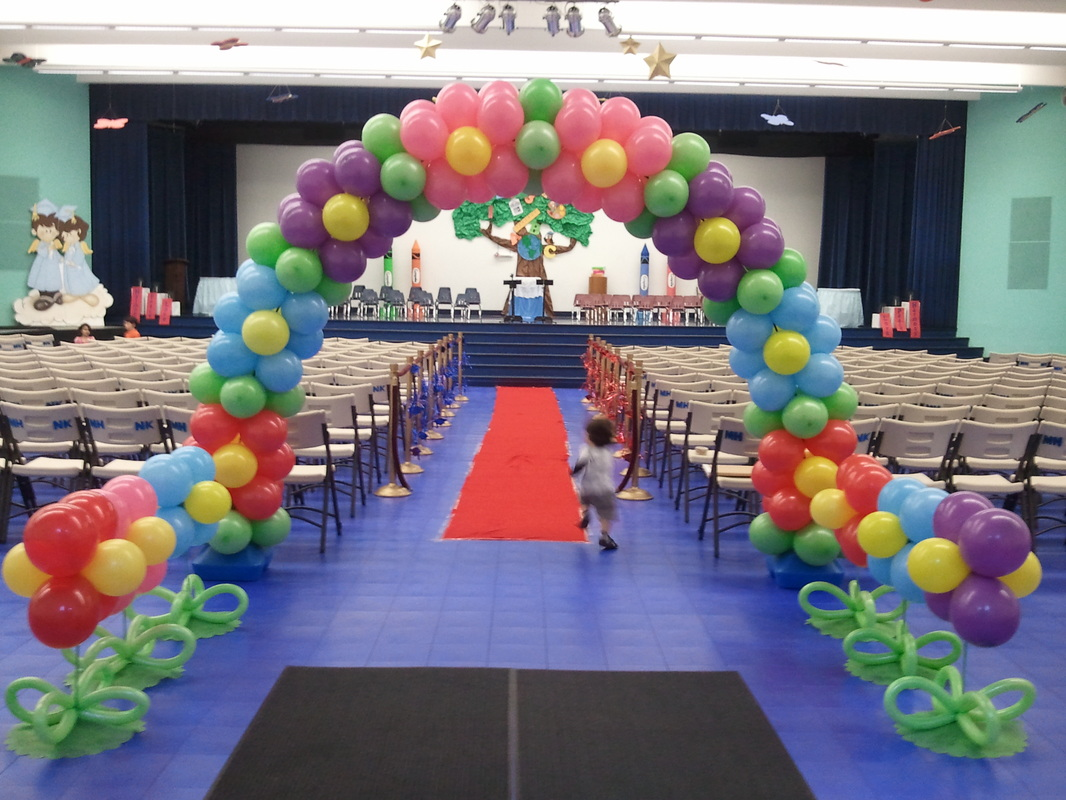 Gallery for Balloon decoration ideas for graduation